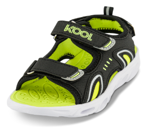 KOOL sandal sort kombi 4811101912