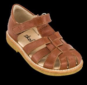 Skofus sandal brun 4811102530