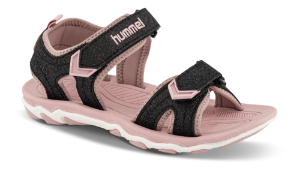 Hummel Barnesandal Sort 210099