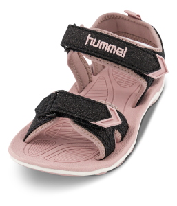 Hummel Barnesandal Sort 210099
