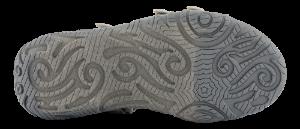 Teva barnesandal sølv Tirra 1019395C