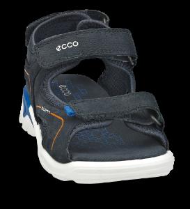 ECCO barnesandal mørkeblå 700632 BIOM RAFT