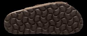 KOOL barnesandal brun