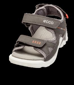 ECCO barnesandal grå 700602 BIOM RAFT