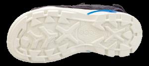 ECCO barnesandal blå 700673 BIOM RAFT