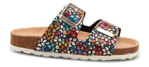 mia maja barnesandal multi colour
