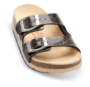 SuperFit børnesandal sort multi 800111