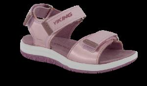 Viking barnesandal lyslilla 3-50625 Olivia