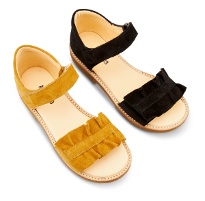 Angulus barnesandal sort 0542-101