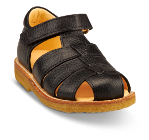 Angulus barnesandal sort 5026-101