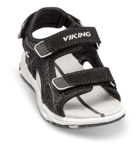 Viking børnesandal sort 3-49510 Anchor
