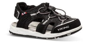 Viking børnesandal sort 3-49500 Thrill