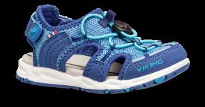 Viking barnesandal blå 3-49500 Thrill