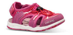 Viking børnesandal pink 3-49500 Thrill