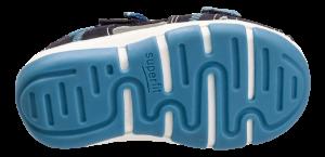 SuperFit barnesandal blå 800144