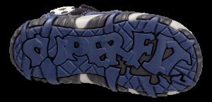 SuperFit børnesandal blå 400174