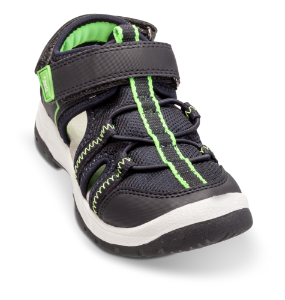 SuperFit barnesandal blå/lime 409025