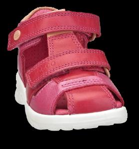 ECCO babysandal pink 751851 PEEKABOO
