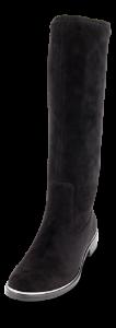 Caprice lang damestøvlett sort 9-9-25512-23