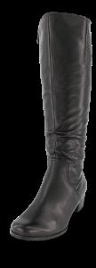 Caprice Lange damestøvletter Sort 9-9-25500-25