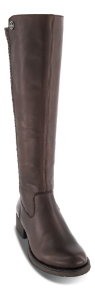 Rieker lang damestøvlett mørkebrun Z9591-26