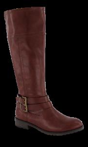 B&CO damestøvlett brun