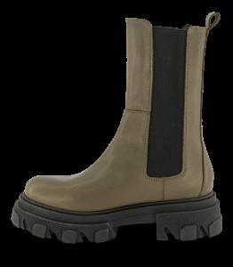 B&CO kaki støvlett 5221500142