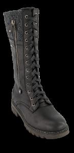 B&CO sort støvlett 5221501310