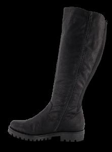 Rieker damestøvle sort 78554-00