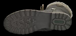 Remonte damestøvlett sort D7477-02