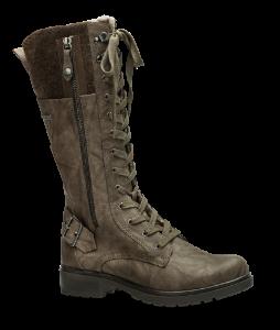 Tamaris lang damestøvle brun 1-1-26608-23