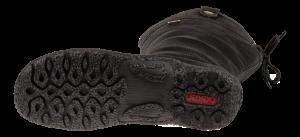 Rieker lang damestøvlett sort 79983-01