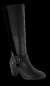 Caprice damestøvlett sort 9-9-25607-25