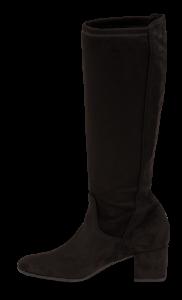 Marco Tozzi damestøvlett sort 2-2-25510-23
