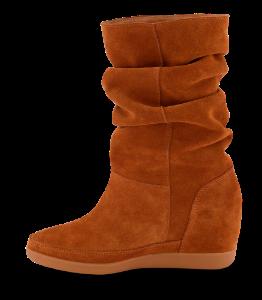 Shoe The Bear damestøvlett brun Emmy slouchy