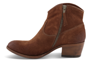 B&CO kort damestøvlett brun 5250100130