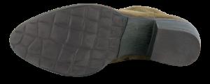 B&CO kort damestøvlett oliven 5250100140