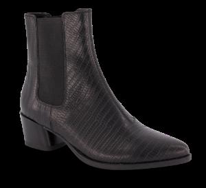 Vagabond kort damestøvlett sort 4913-108