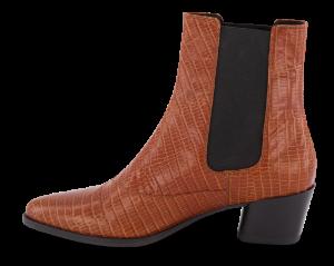 Vagabond kort damestøvlett brun 4913-108
