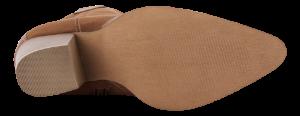 B&CO Korte damestøvletter Brun 5250500630