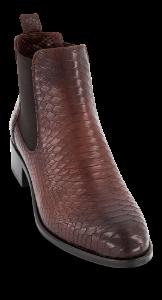 B&CO Korte damestøvletter Brun 5250502130