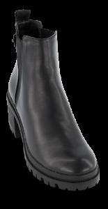 B&CO kort damestøvlett sort 5250503310