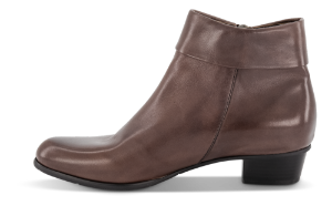 Nordic Softness Korte damestøvletter Brun 5250560130