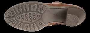 Rieker kort damestøvlett brun 55284-24