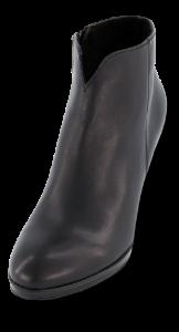Marco Tozzi kort damestøvlett sort 2-2-25092-23