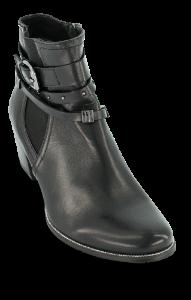 Nordic Softness sort støvlett 5251560110
