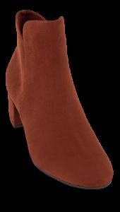 Tamaris kort damestøvlett konjakk 1-1-25372-25