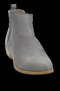 B&CO kort damestøvel grå