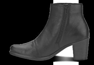 Rieker kort damestøvlett sort Y8957-00