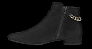 Vagabond kort damestøvlett sort 4616-140